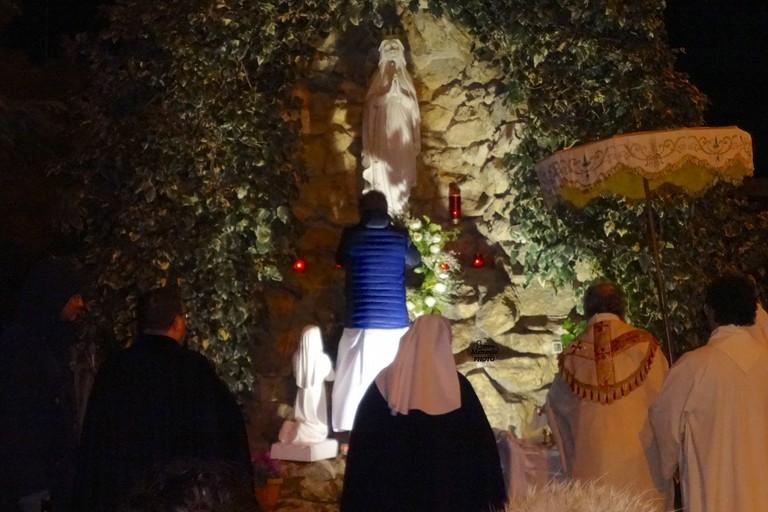 Beata Vergine Maria di Lourdes Canosa