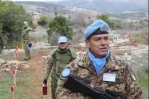 Nicola Sgherzi Medaglia d'Argento al Valor Militare