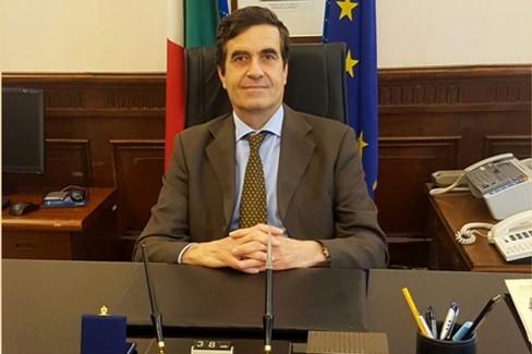 Emilio Dario Sensi  Prefetto BAT