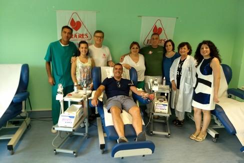 Fratres Donazione sangue CANOSA