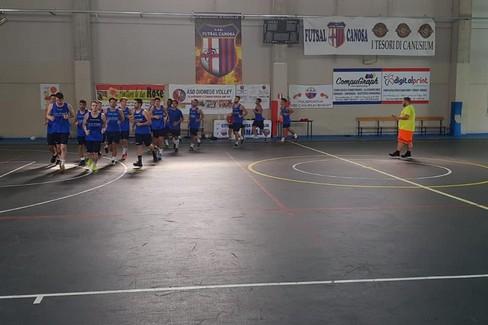 Playled Futsal Canosa