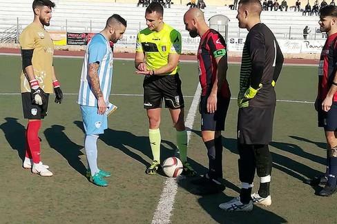 Canosa- Manfredonia - Arbitro:Gabriele Sciolti
