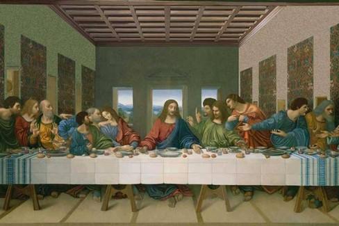 Leonardo: Ultima cena