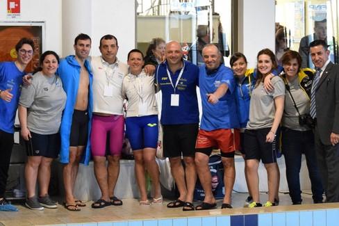 12° Trofeo Master Aquarius  Canosa 2019