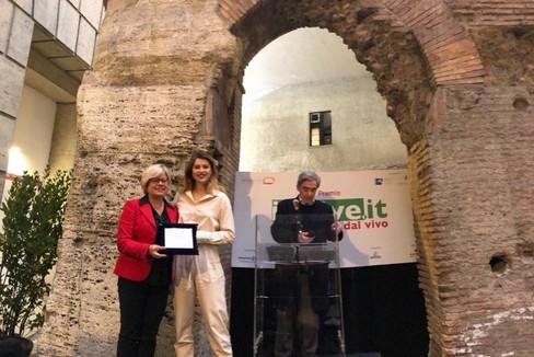 Pugliapromozione  Capone premio Italive 2018