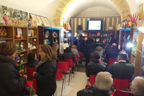 Caffè letterario Antica Libreria del Corso