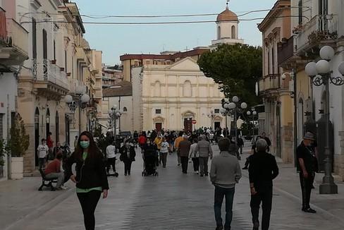 2020 Canosa di Puglia(BT) Corso San Sabino
