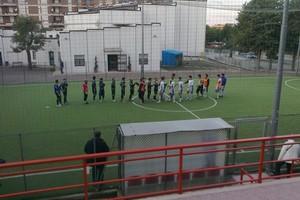 Atletico Canosa contro l'Atletico Troia