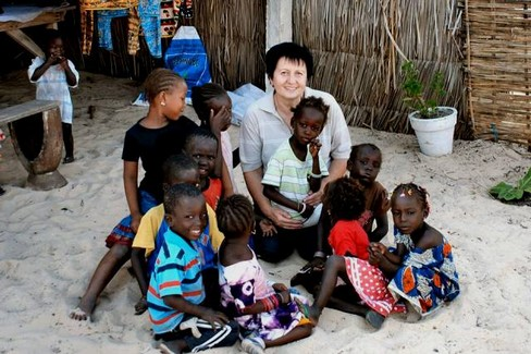 Africa Amicizia Bambini