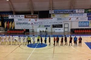 futsal calcio canosa