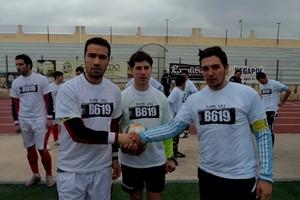 Solidarietà giocatori Canosa Calcio