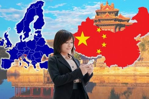 Cina-Europa