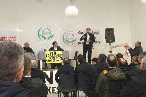 CONVENTION CASAMBULANTI-TRIGGIANO