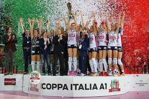 Coppa Italia 2015 di Volley