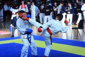 Karate esordienti