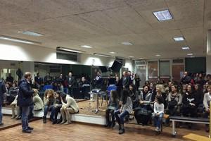 Conferenza Asd Diomede Volley