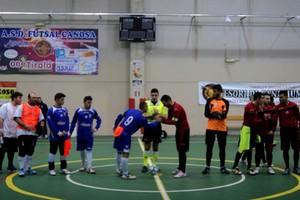 Ritorno alla vittoria del Futsal Canosa