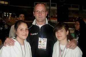 Maestro Guerrazzi con Sabrina Fuggetti
