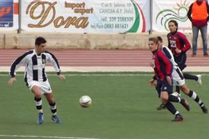 A.S.D. Canosa Calcio Vs S. Giovanni Rotondo