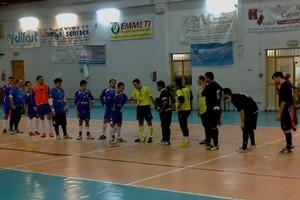 Il Futsal Canosa vince a Modugno