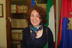 L'Assessore al Bilancio, Nicoletta Lomuscio