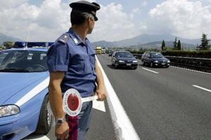 Polizia di Stato - Posto di Controllo