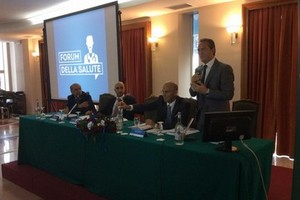 Forum della Salute, intervento Presidente Spina