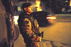 Esercito, strade sicure