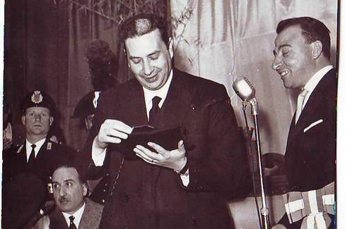 1958 Aldo Moro a Canosa