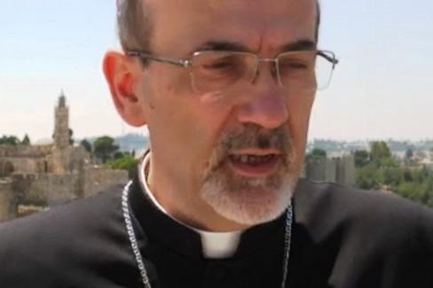 Monsignor Pierbattista Pizzaballa