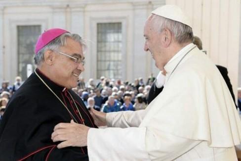 Papa Francesco e Mons. Semeraro