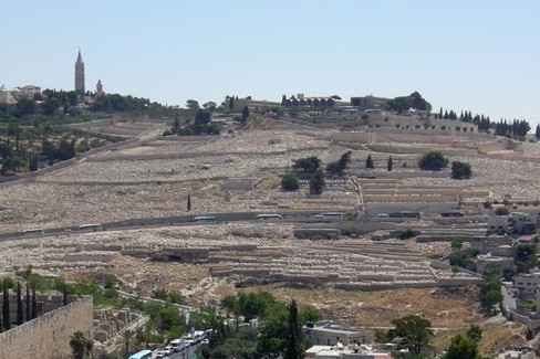 Mount of Olives 2009