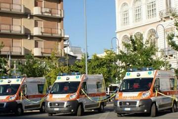 Presentazione nuove ambulanze 118 Misericordia