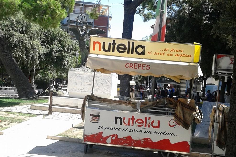 Nutella villa