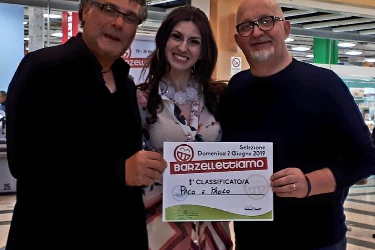 Paco Bucci e Paolo Di Noia