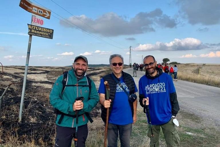 Patruno Aldo Road to  Rome 2021