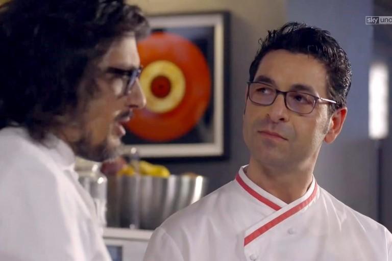 Chef Alessandro Borghese - Fabio Pellegrino