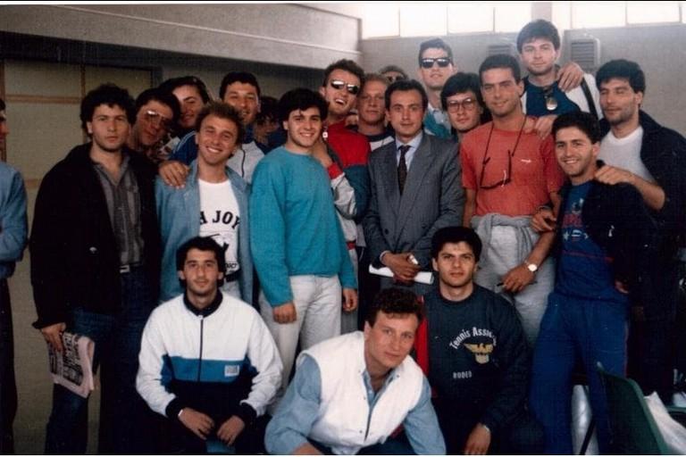Pietro Mennea Riccardo Piccolo ISEF Foggia