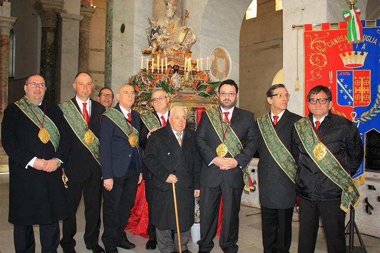 Portatori di San Sabino