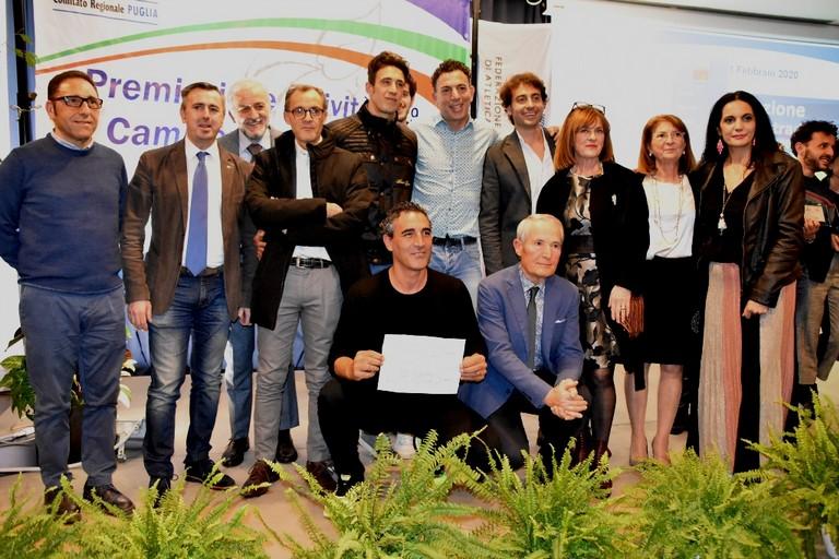 Premiata l'Atletica Pro Canosa- CorriPuglia 2019 Bari