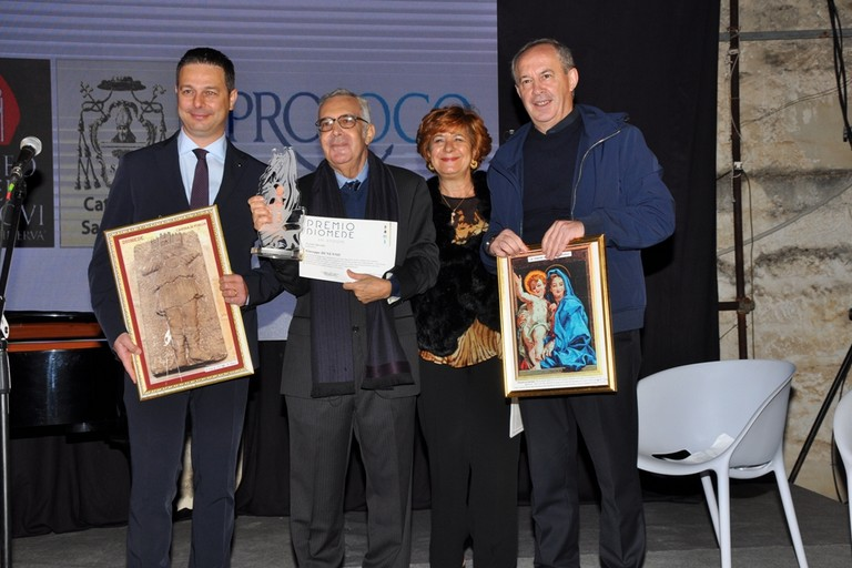 Maestro Di Nunno Premio Diomede 2020