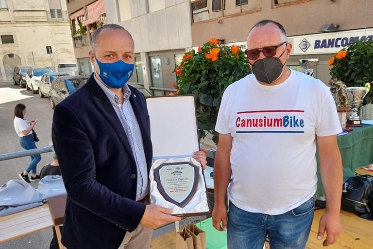 Cordiano Dagnoni e Vito Pagano