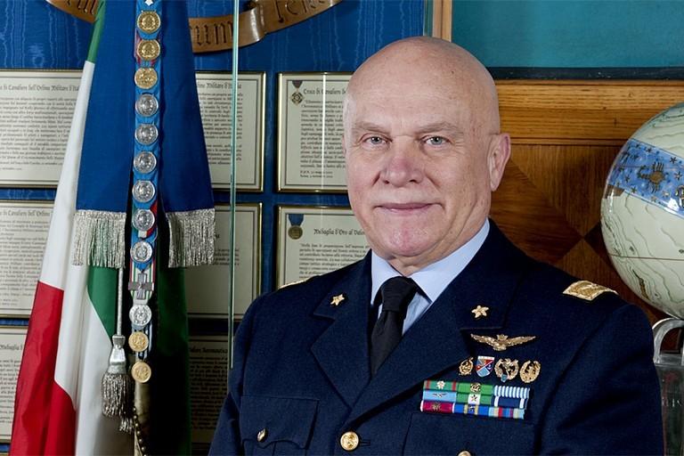 il Generale Pasquale Preziosa