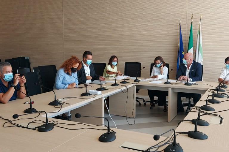 Commissione Antimafia Puglia