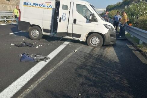 Assalto portavalori Cerignola-Canosa