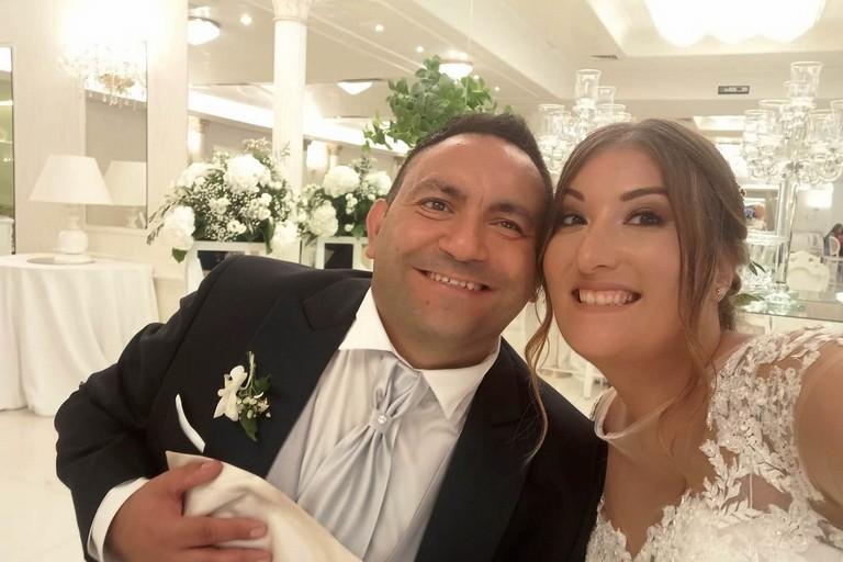 Renato Tango e Ilenia Pontino