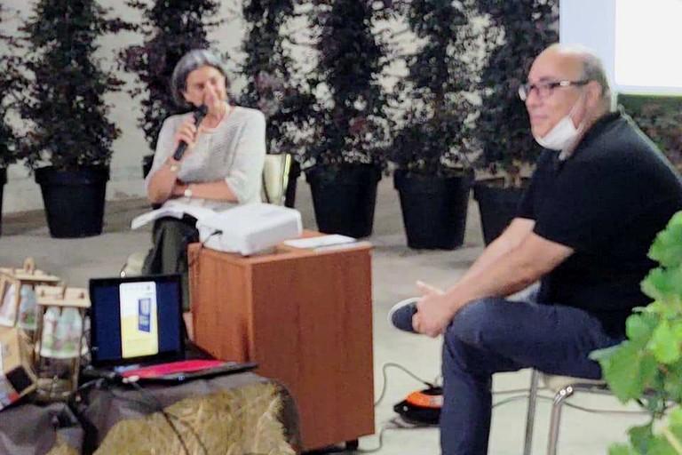 Anna De Palma e Pierfrancesco Rescio