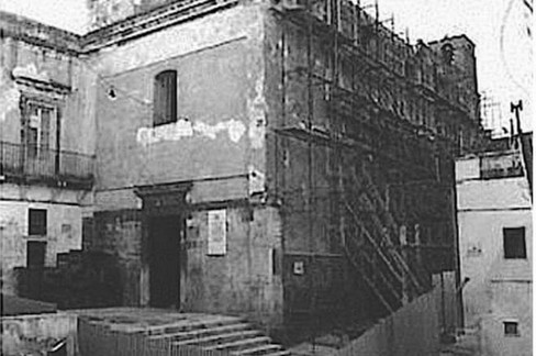 Terremoto 1980 Canosa Chiesa Santa Lucia