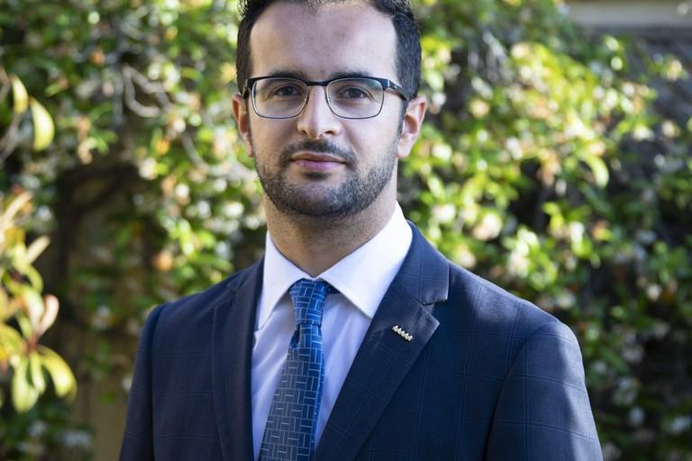 Deputato Emanuele Scagliusi capogruppo M5S