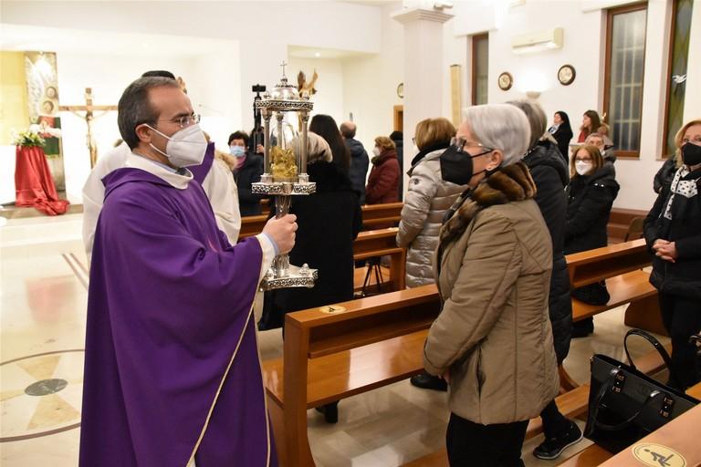 Canosa Sacra Spina Don Vito Zinfollino
